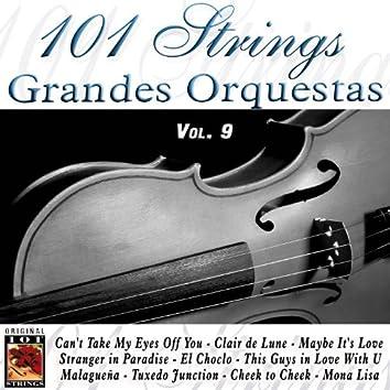 101 Strings Grandes Orquestas Vol. 9