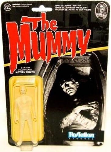 diseño simple y generoso Funko Universal Monsters Series 2 - Mummy Reaction Action Figure Figure Figure - Glow in The Dark Chase Variant by  ventas de salida