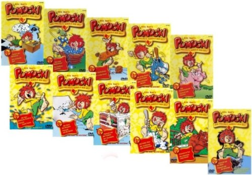 Pumuckl 11 DVD-Set