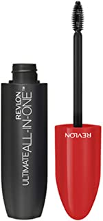 Revlon Ultimate All-In-One Mascara, 501 Blackest Black 8.5ml, Pack Of 1