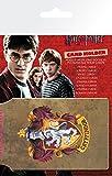 GB Eye LTD,Harry Potter, Gryffindor, Tarjetero
