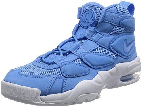 Nike Herren Air Max 2 Uptempo 95 As Qs, University Blau/Band Carolina/Band Carolina - University Blau/Band Carolina/Band Carolina, 6.5 UK