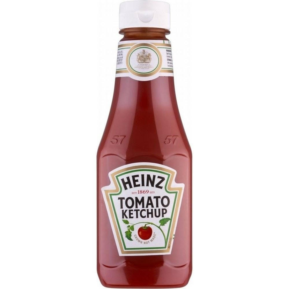 Heinz Ranking TOP10 Tomato Ketchup 342g Squeezy Latest item
