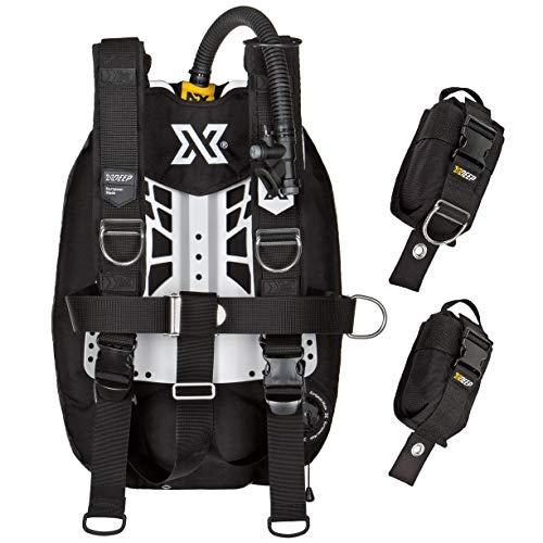 xDeep NX Zen Deluxe Scuba Diving BCD for Single Tank