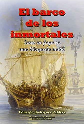 El barco de los Inmortales (WIE nº 419)