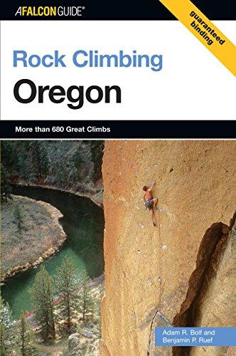 Rock Climbing Oregon (Regional Rock Climbing Series)