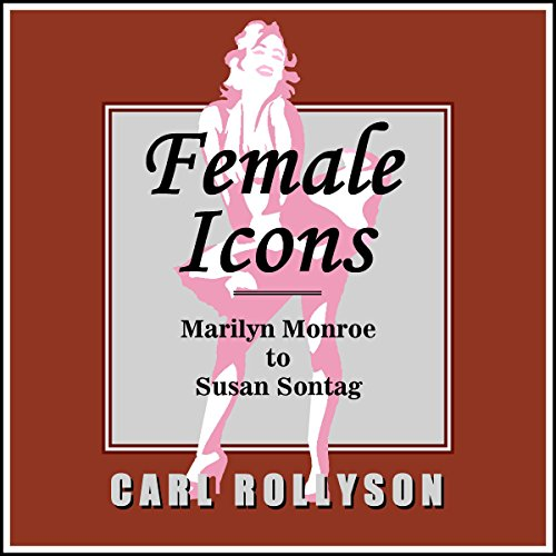 Female Icons audiobook cover art