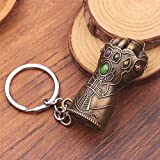 Best Quality - Key Chains - thor hammer keychain superheroe pendant keychains letter a keyring porte clef chaveiro key holder - by NOEL - 1 PCs