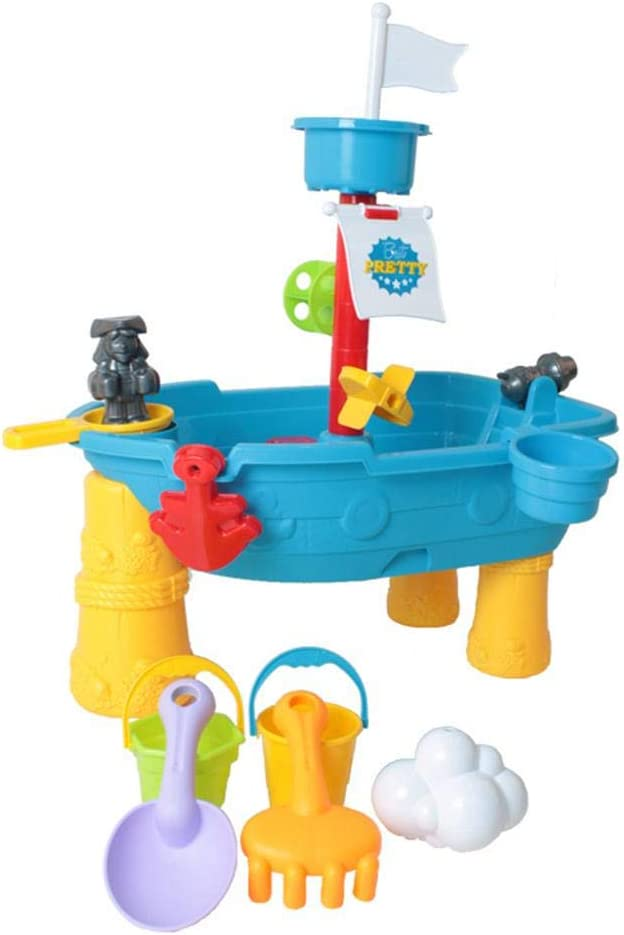 Outdoor Pirate Activities Play Table Water T Sand and 35% Super sale OFF