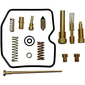 Race Driven OEM Replacement Carburetor Rebuild Repair Kit Carb Kit for Suzuki LT-A500F 500 Vinson