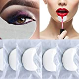 180 PCS Eyeshadow Stickers,Professional Eyeshadow Pads Eyeshadow Makeup Tools for Women Girls Prevent Eyelash Extensions and Lip Makeup