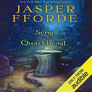 The Song of the Quarkbeast audiobook cover art