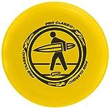 Wham-O Pro-Classic Frisbee Mixte, Aléatoire Jaune ou Bleu ou Fuchsia, 26 cm