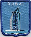 1000 Flags Dubai Vereinigte Arabische Emirate VAE Flagge Bestickt Patch Badge