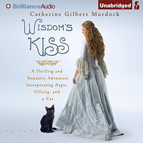 Wisdom's Kiss audiobook cover art