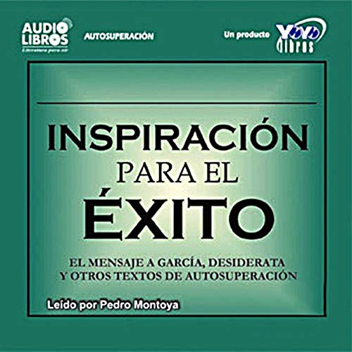 Inspiracion para el Exito [Inspiration to Success] (Texto Completo)  By  cover art