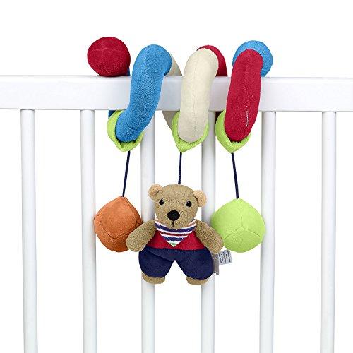 Sterntaler 6611506 - Spielzeugspirale Ben Babyspielzeug