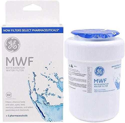1013000110 3 x Kühlschrank Wasserfilter für GE Smartwater MWF MWFP