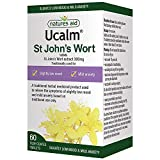 Natures Aid Ucalm St John's Wort, Relief of Symptoms of Slightly Low Mood