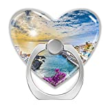 NSNNS Soporte de Agarre para teléfono Celular, Agarre Plegable de 360 Grados para teléfonos y tabletas. Hermosas Islas de Tenerife.