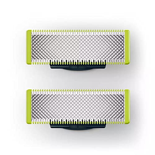 Philips QP220/50 - Cuchilla de recambio para Philips OneBlade, 2 cuchillas