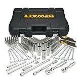 DEWALT Mechanics Tools Kit and Socket Set, 156-Piece (DWMT72164)