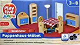 PLAYTIVE JUNIOR Puppenhaus- Möbelset