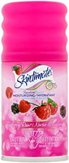 Skintimate Signature Scents Moisturizing Shave Gel for Women Raspberry Rain with Vitamin E and Olive Butter - 2.75 Ounce (...