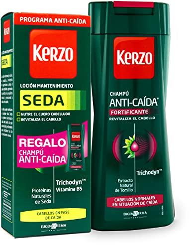 Kerzo Kerzo Locion Seda 150Ml+Chp 250Ml 400 ml