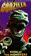 Godzilla: King of Monsters [VHS]