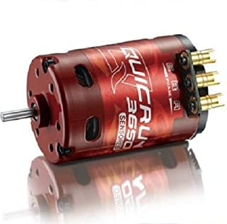 Hobbywing 30404306 Quicrun 3650 G2 17.5T Sensored Brushless Motor