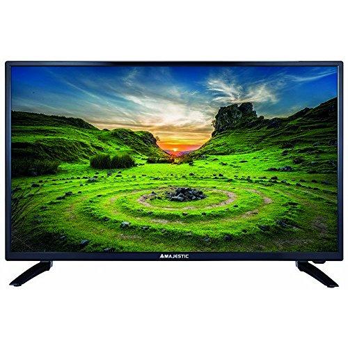 "MAJESTIC televisore LED tvd232 s2 mp09 32"" HD dvbt t2 Ingresso e registra da USB"