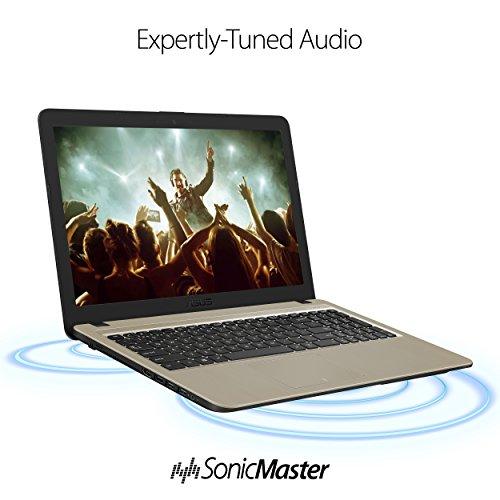 Asus Laptop Intel Core i7-8550U Processor, 8GB DDR4 RAM, 1TB FireCuda SSHD, 15.6