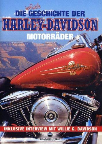 Die Geschichte der Harley-Davidson Motorräder