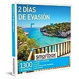 Smartbox - Caja Regalo Amor para Parejas - 2 días de evasión - Ideas Regalos Originales - 1 Noche o 1 Noche con Desayuno para 2 Personas