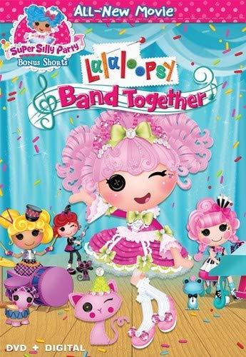 Lalaloopsy: Band Together [Edizione: Stati Uniti] [Italia] [DVD]