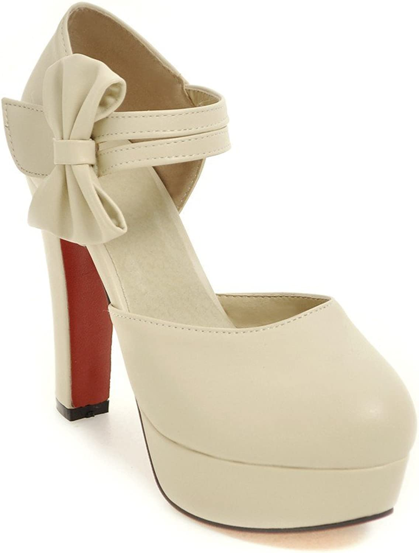 CXQ-Sandalen QIN&X QIN&X QIN&X Damen Stiletto Heels Riemchen Schuhe  bc5b4a