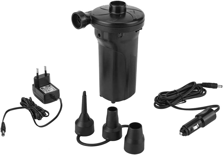 HAGUOHE Electric Air Pump Portable N Credence Quick-Fill Challenge the lowest price 3 with