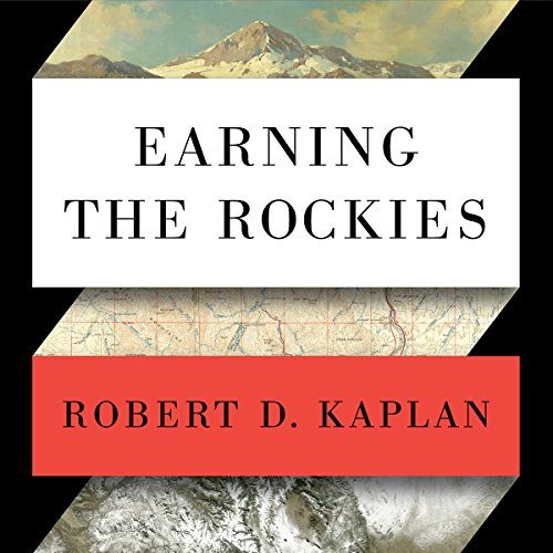 Earning the Rockies audiobook cover art
