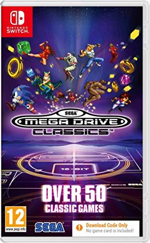 Sega Mega Drive Classics - Code in Box (Nintendo Switch)