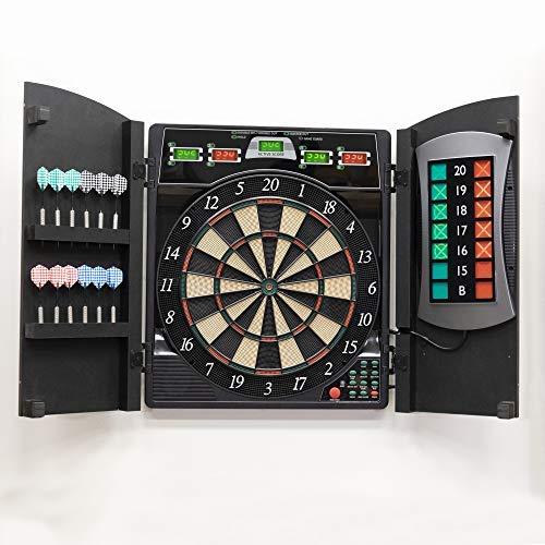 Arachnid Cricket Maxx 4.0 Electronic Dartboard Set