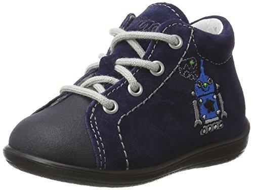 RICOSTA Baby-Jungen Andy Sneaker, Nautic, 23 EU