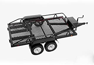 RC4WD 1/10 Bigdog Dual Axle Scale Car/Truck Trailer by RC4WD