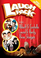 Laugh Pack (includes Abbott & Costello, Laurel & Hardy, and The Three Stooges)