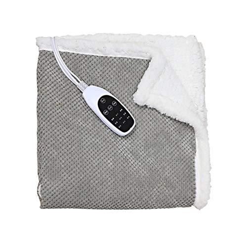 Wärmedecke Heizdecke Wärmeunterbett, Abschaltautomatik Temperaturstufen, Matratzenheizung Für Alle Gängigen Matratzen, Waschbare