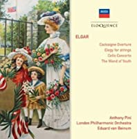 Elgar: Cockaigne Overture / Cello Concerto in E Minor / Elegy for Strings / The Wand of Youth (2011-11-08)
