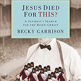 Jesus Died for This? audiobook cover art