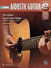 Complete Acoustic Guitar Method: Beginning Acoustic Guitar, Book & Online Video/Audio (Complete Method)