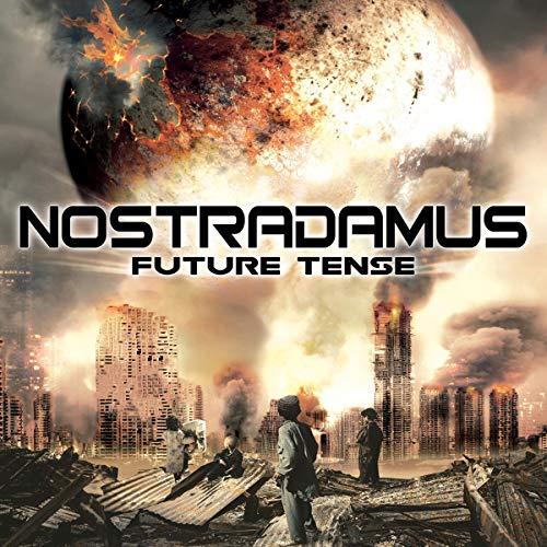 Nostradamus Future Tense audiobook cover art
