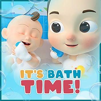 It's Bath Time!